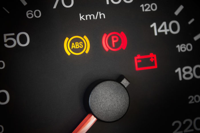 9 Things to Check When Your ABS and Brake Light Are On