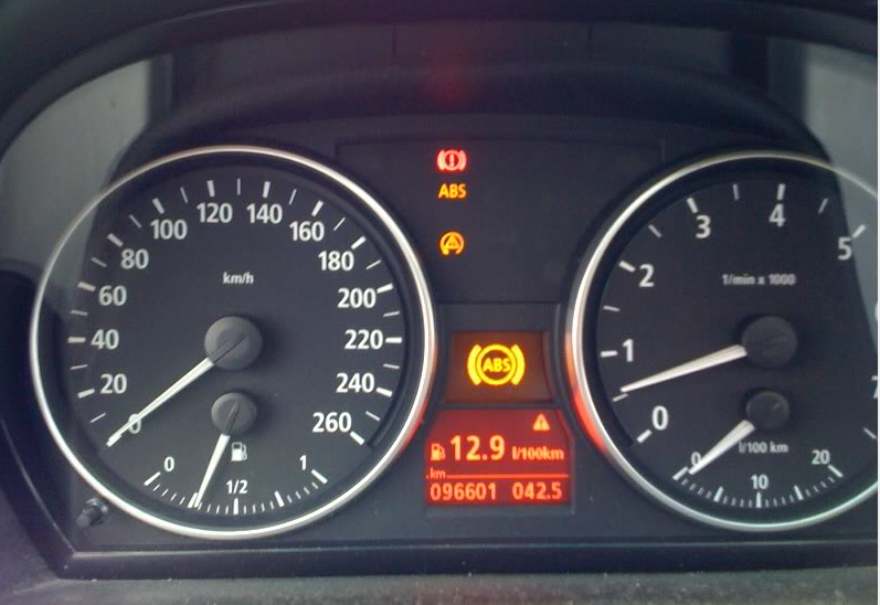ABS Light On – How to Test it